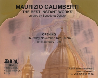 Maurizio Galimberti. The best instant works