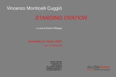 Vincenzo Monticelli Cuggiò. Standing Ovation