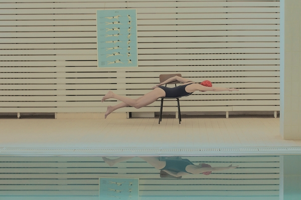 Maria Svarbova. Swimmingpool